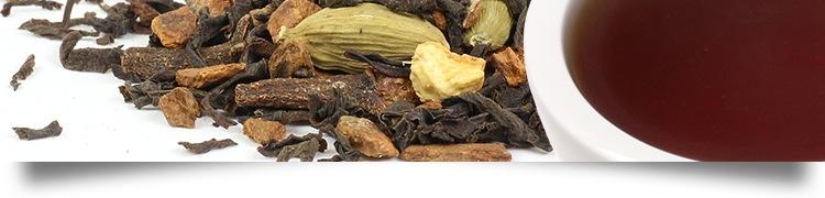 biotee, kontrolliert biologischer anbau,, Chai Tee, Schwarzer Tee, Gewürztee, indien, indischer Chai, natürlich aromatsierter Schwarzer Tee,  - Naturteil